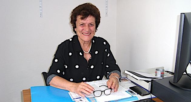 Gaby Biancarelli, adjointe au maire de Porto-Vecchio