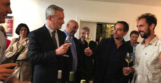 Bruno Le Maire : « Je ne viens pas avec des solutions toutes faites, mais pour écouter les Corses »