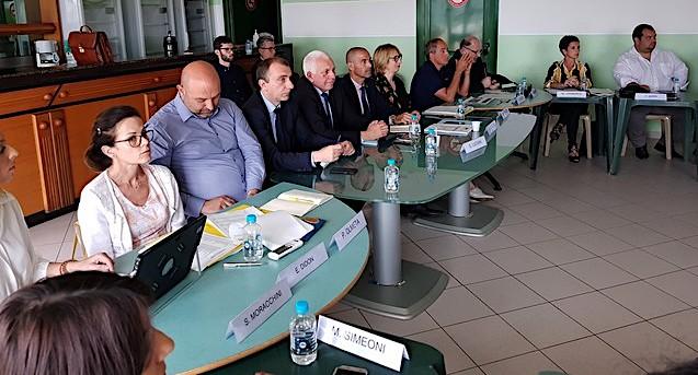 """Saveriu Luciani : """"Il n'y a aucun problème sur l'eau potable et sur l'eau brute en Balagne"""""""