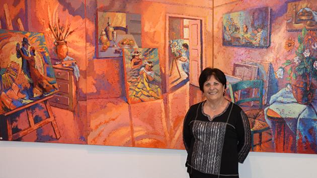 Ajaccio : Le Lazaret ouvre ses portes à l'artiste Nita Bertaudière jusqu'à dimanche