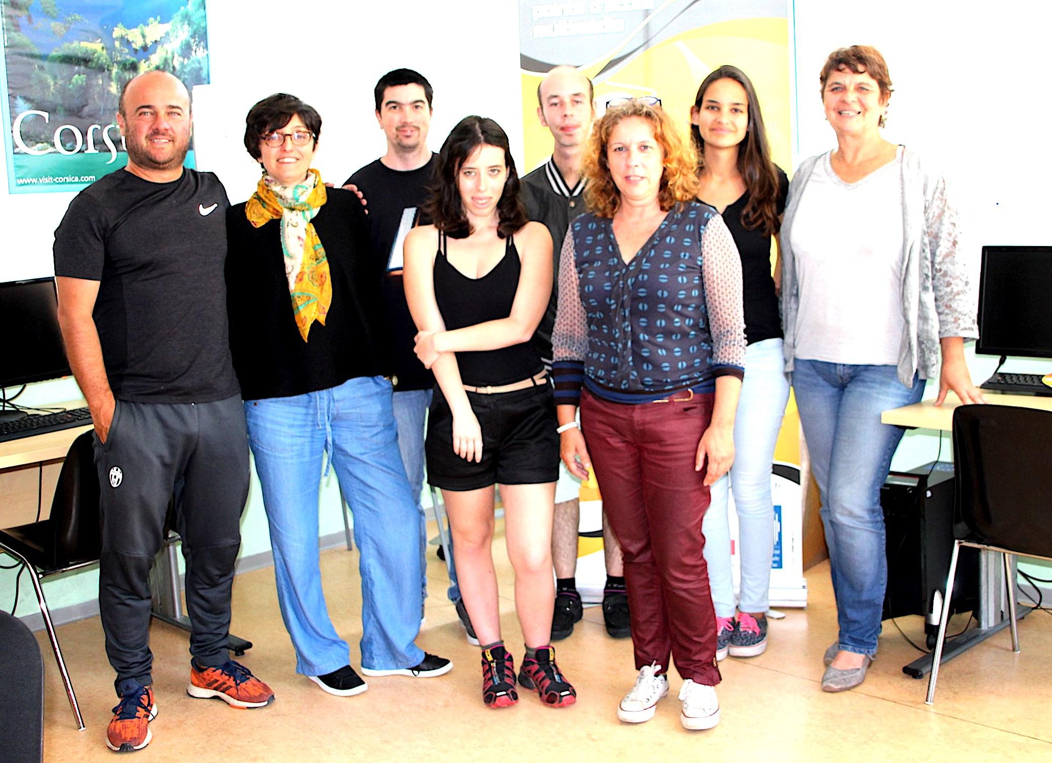 Des jeunes balanins acteurs de leurs projets d'insertion avec l'association LEIA !