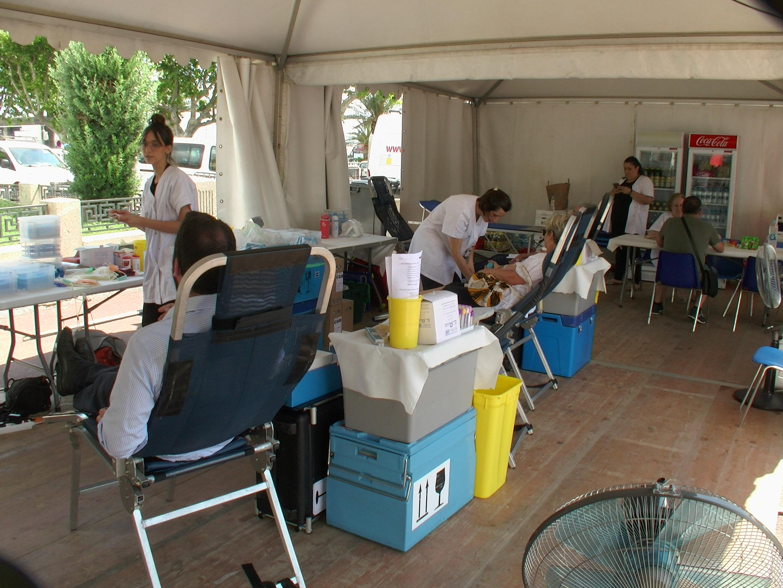 Bastia : 4 journées pour donner son sang