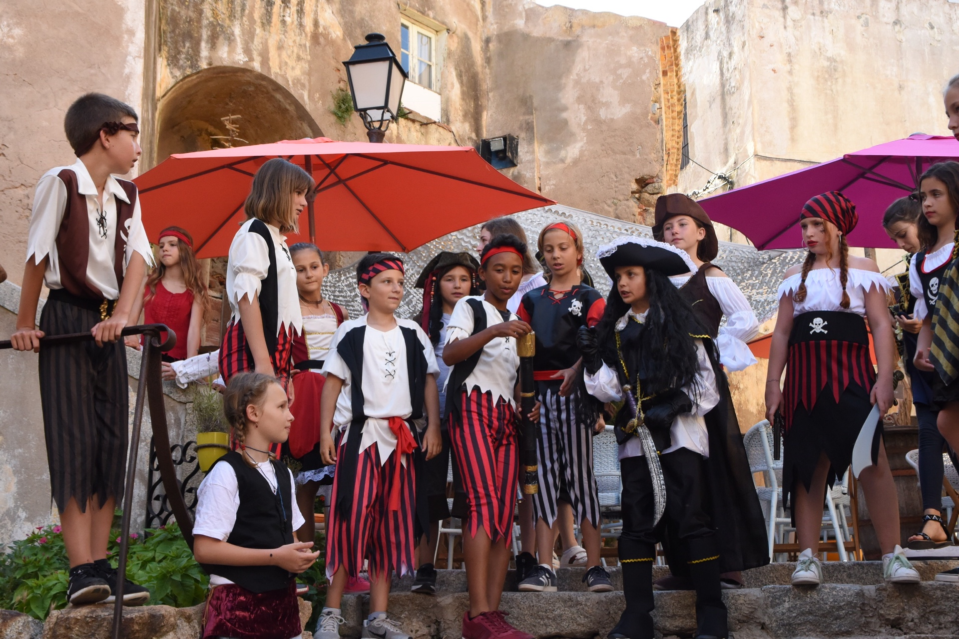 Calvi : Citadella in festa è zitelli amusati