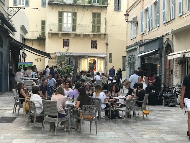 Bastia : Une Fête de la musique aux notes éclectiques