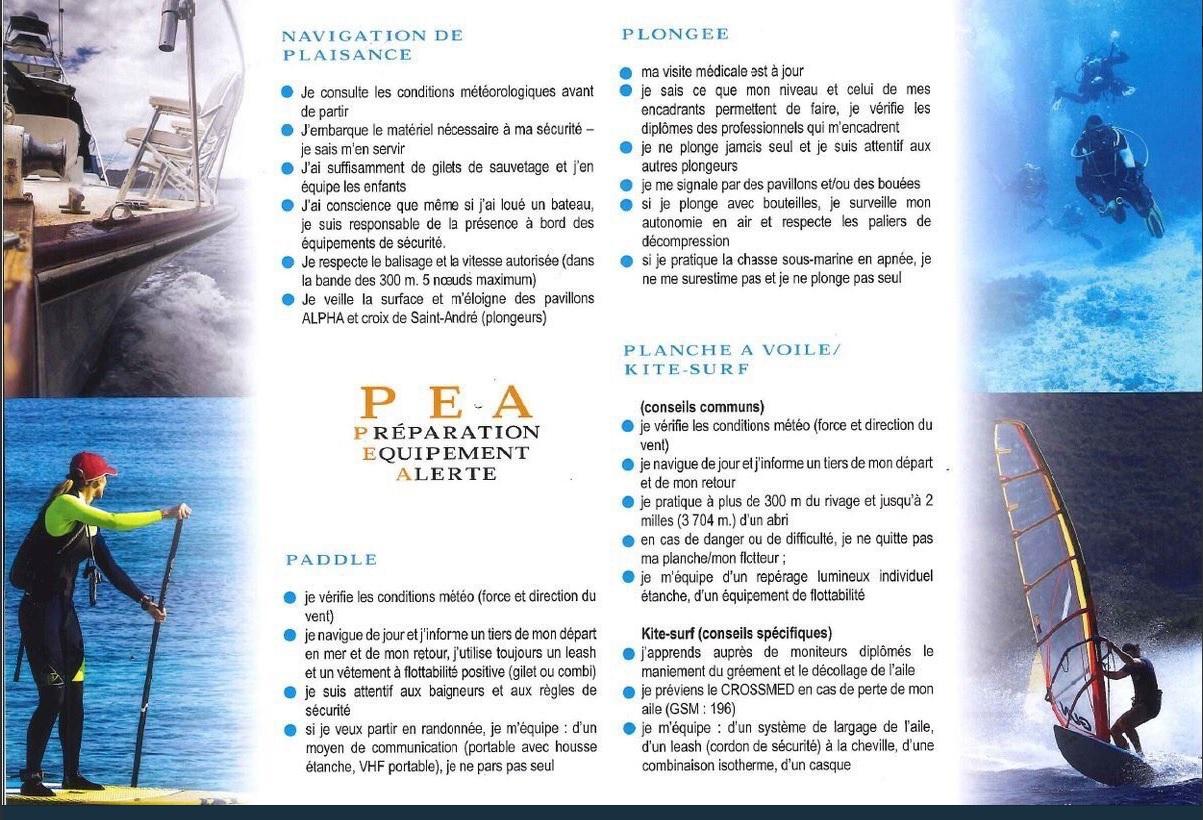 Prévention maritime en Méditerranée : La campagne lancée à La Garde