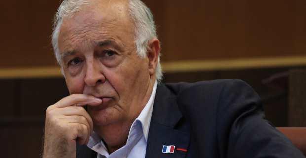 Pierre-Jean Luciani. Crédit photo M.L.