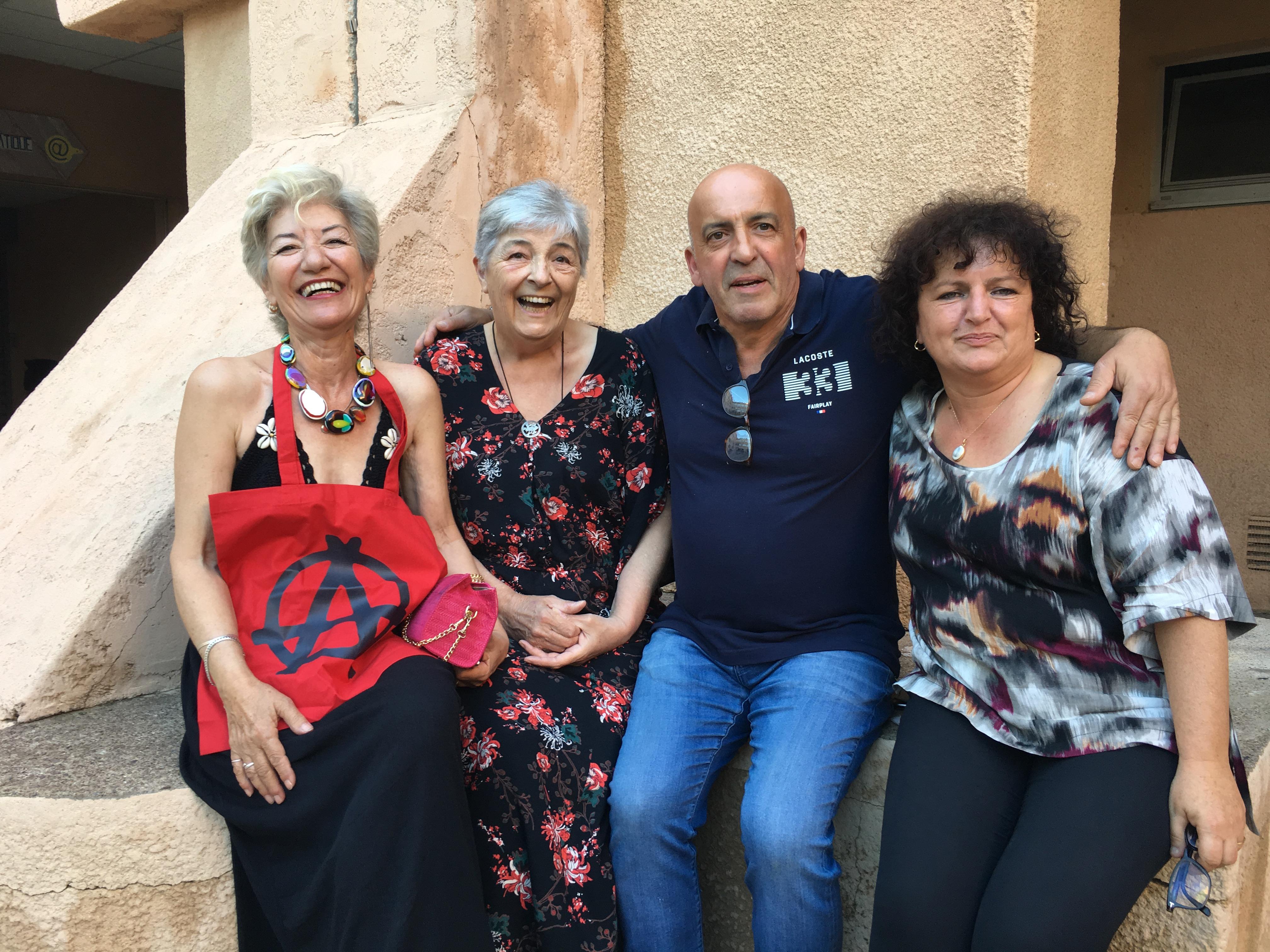 Départs à la retraite et mutation au lycée de Balagna