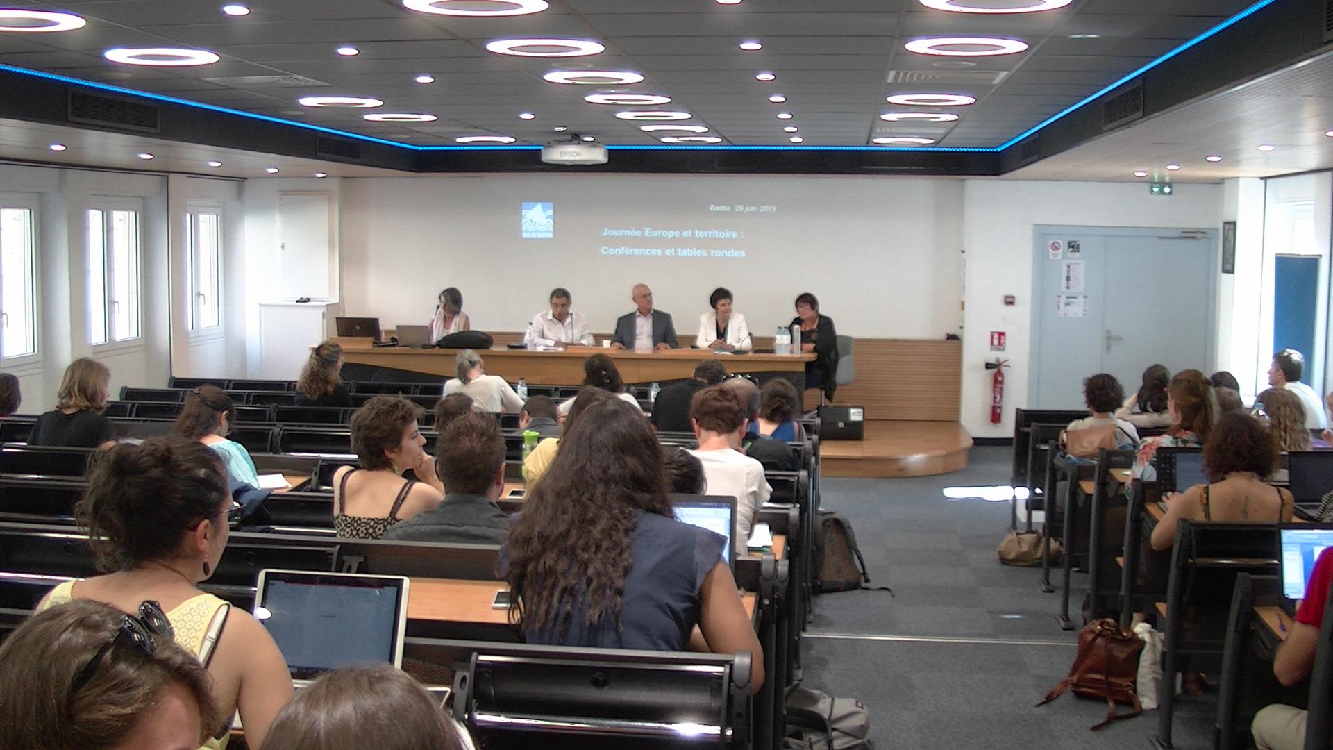 Bastia : Economie circulaire et économie bleue en débat à l'IRA