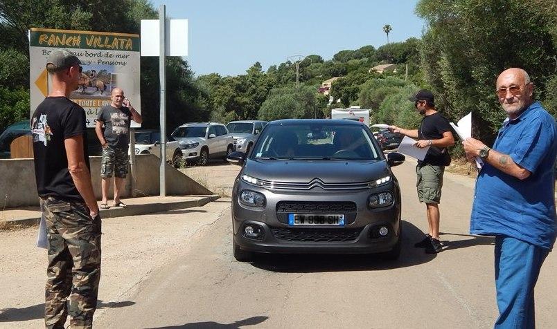 Santa Lucia di Porti Vechju : Mobilisation de Corsica Libera