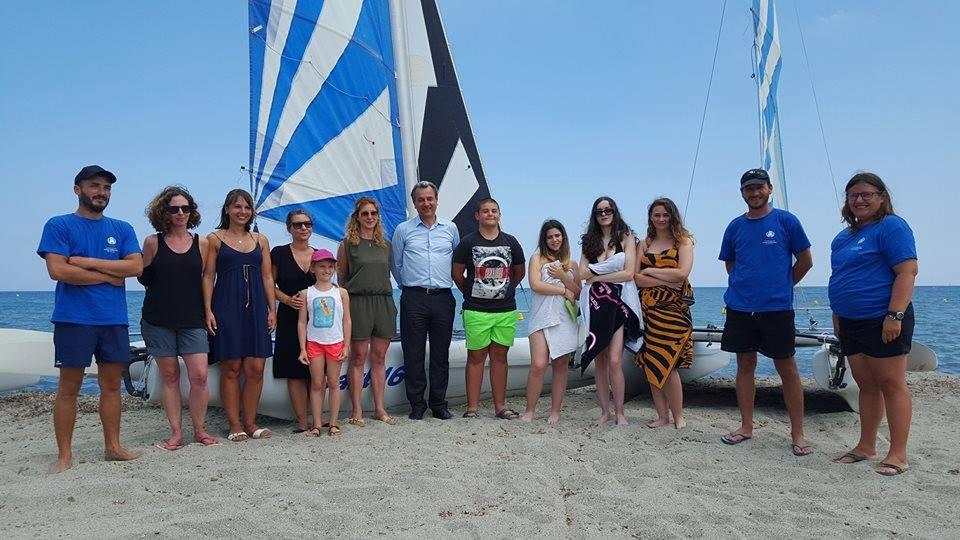 Bastia: Les «éco-collégiens» de Saint Joseph récompensés.