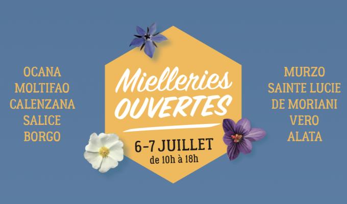 Mele di Corsica : Les apiculteurs vous reçoivent sur leurs exploitations