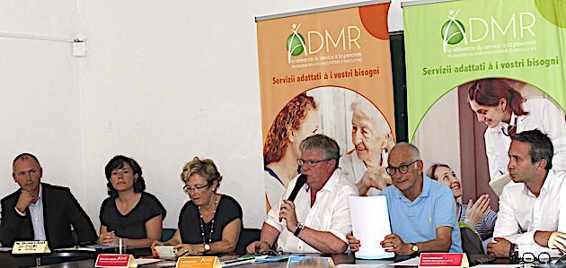 Livia : L'activité de l'ADMR 2 A à la hausse