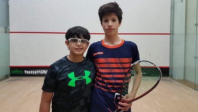 Squash : Antonin Romieu médaille de bronze à l'Open Pioneer Junior de Cologne