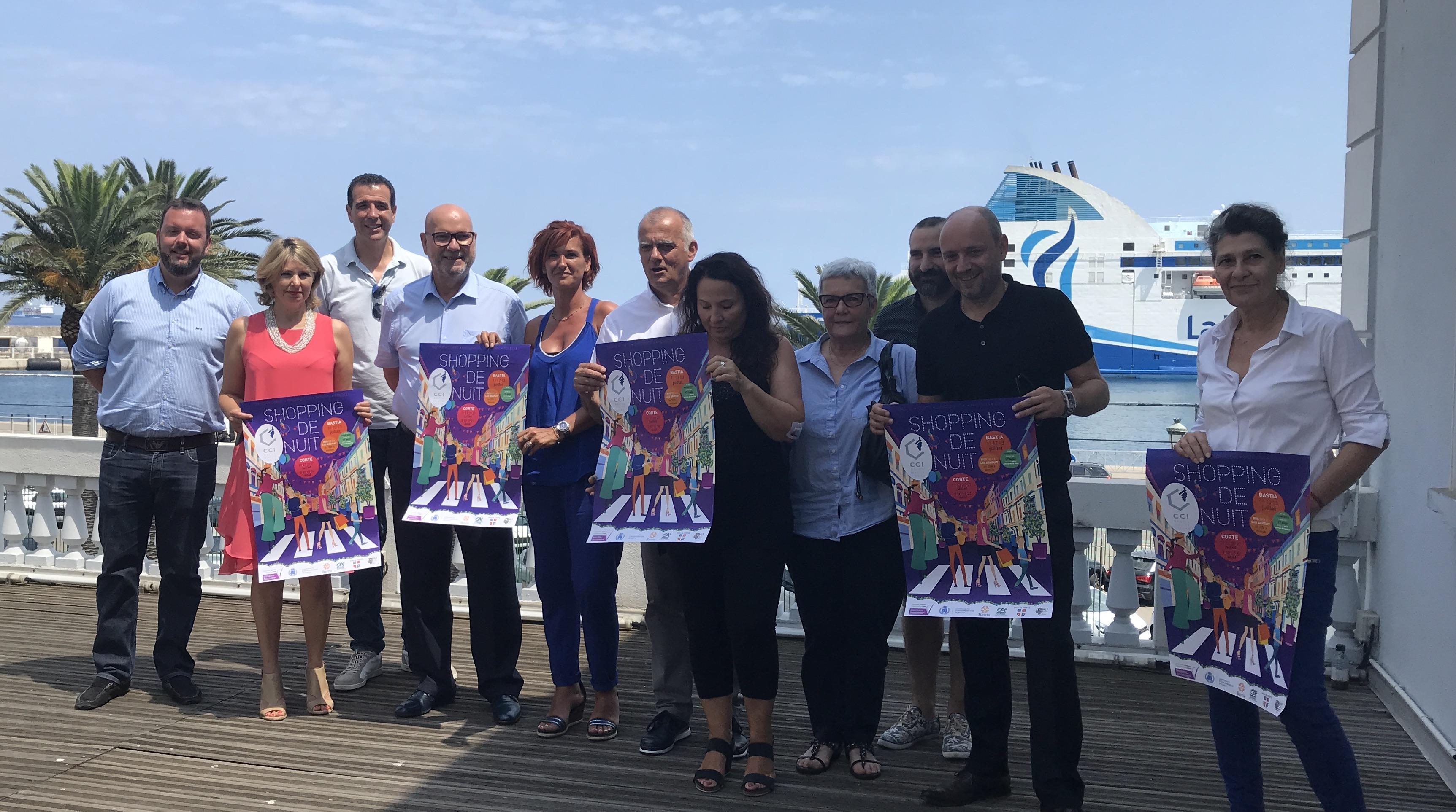 Le Shopping de nuit s'invite à Bastia pour une 13ème édition