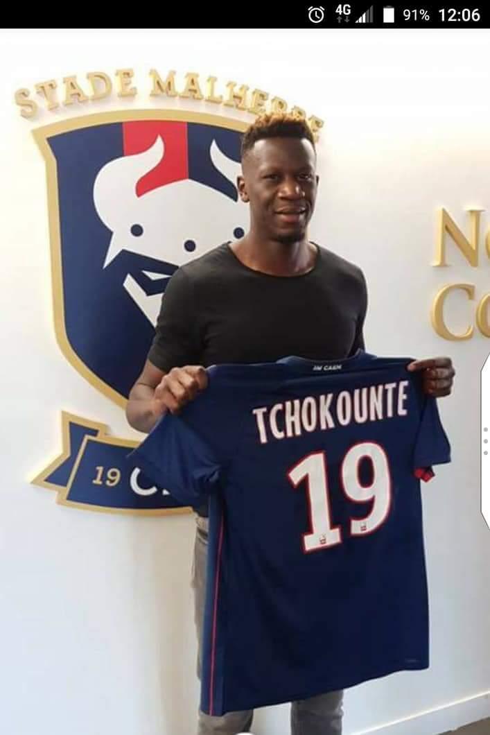 Malik Tchokounté : Du Football Club de Calvi au Stade Malherbe de Caen en L1