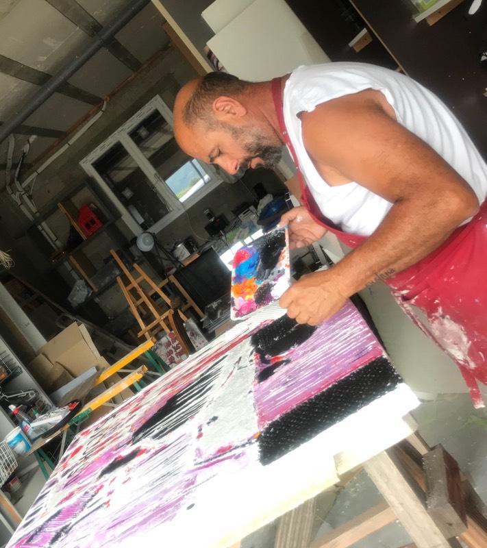 Ajaccio : Italo à Corsic'Art Design
