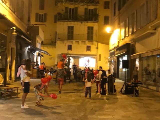 Le shopping de nuit a fait son retour à Bastia