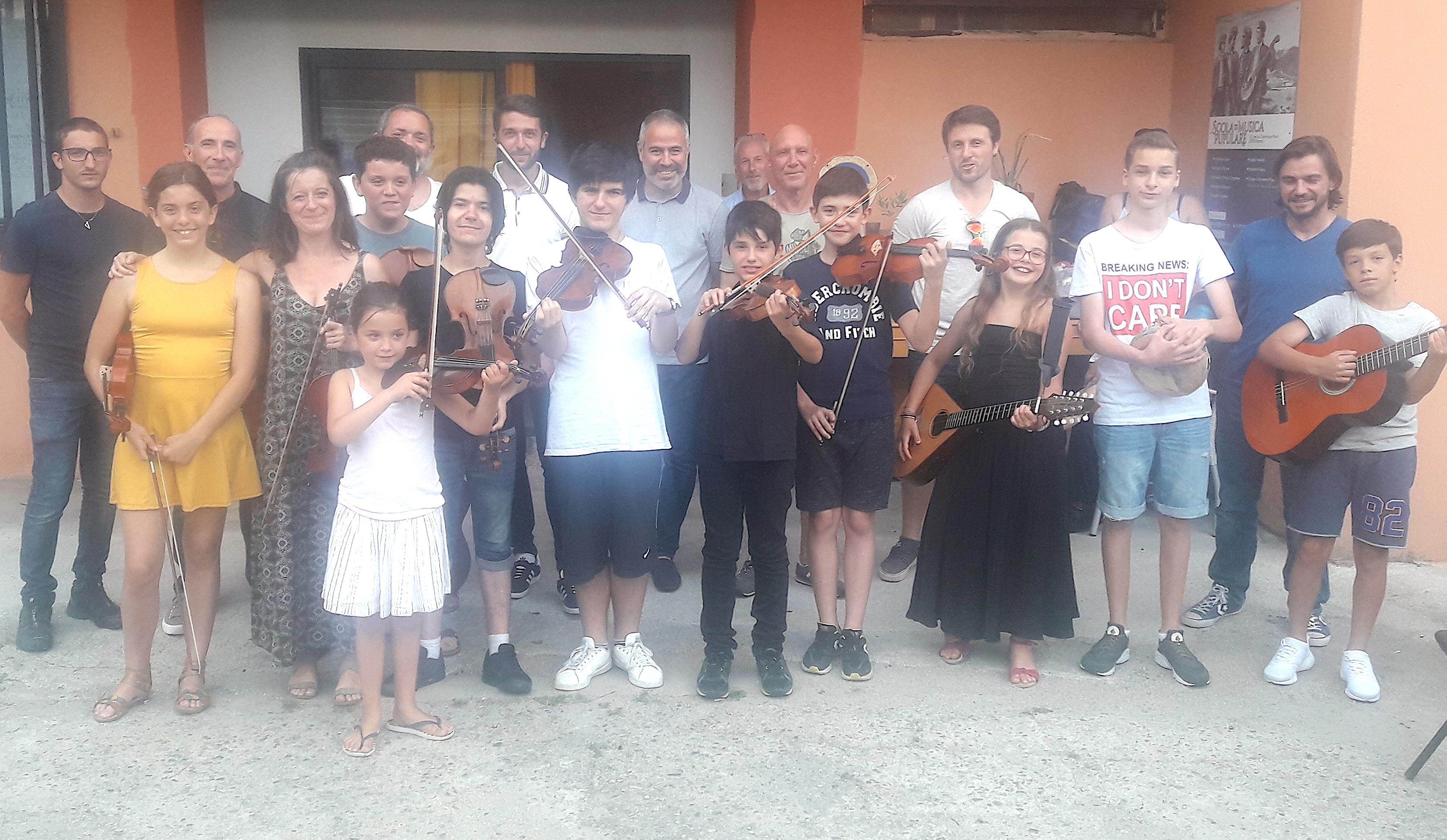 Scola di musica populared'Aiacciu : Une première année prometteuse