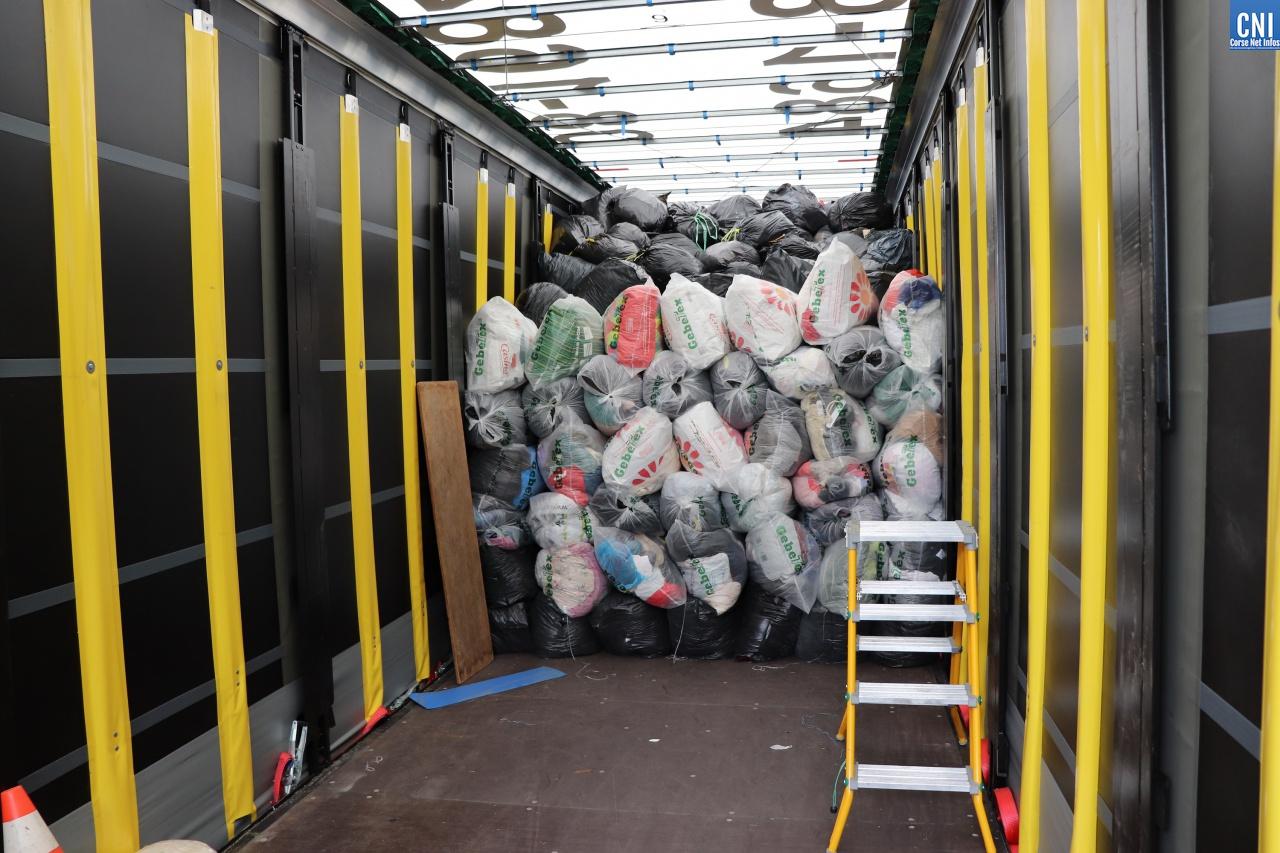 Traitement des déchets hors de Corse : Consultation infructueuse