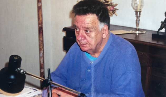Ange-Marie  Filippi-Codaccioni 1925 - 2018 :  L'hommage des communistes corses à leur camarade