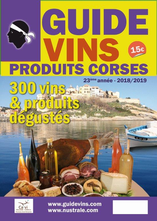 """Guide des vins corses : """"Un millésime un peu compliqué"""""""