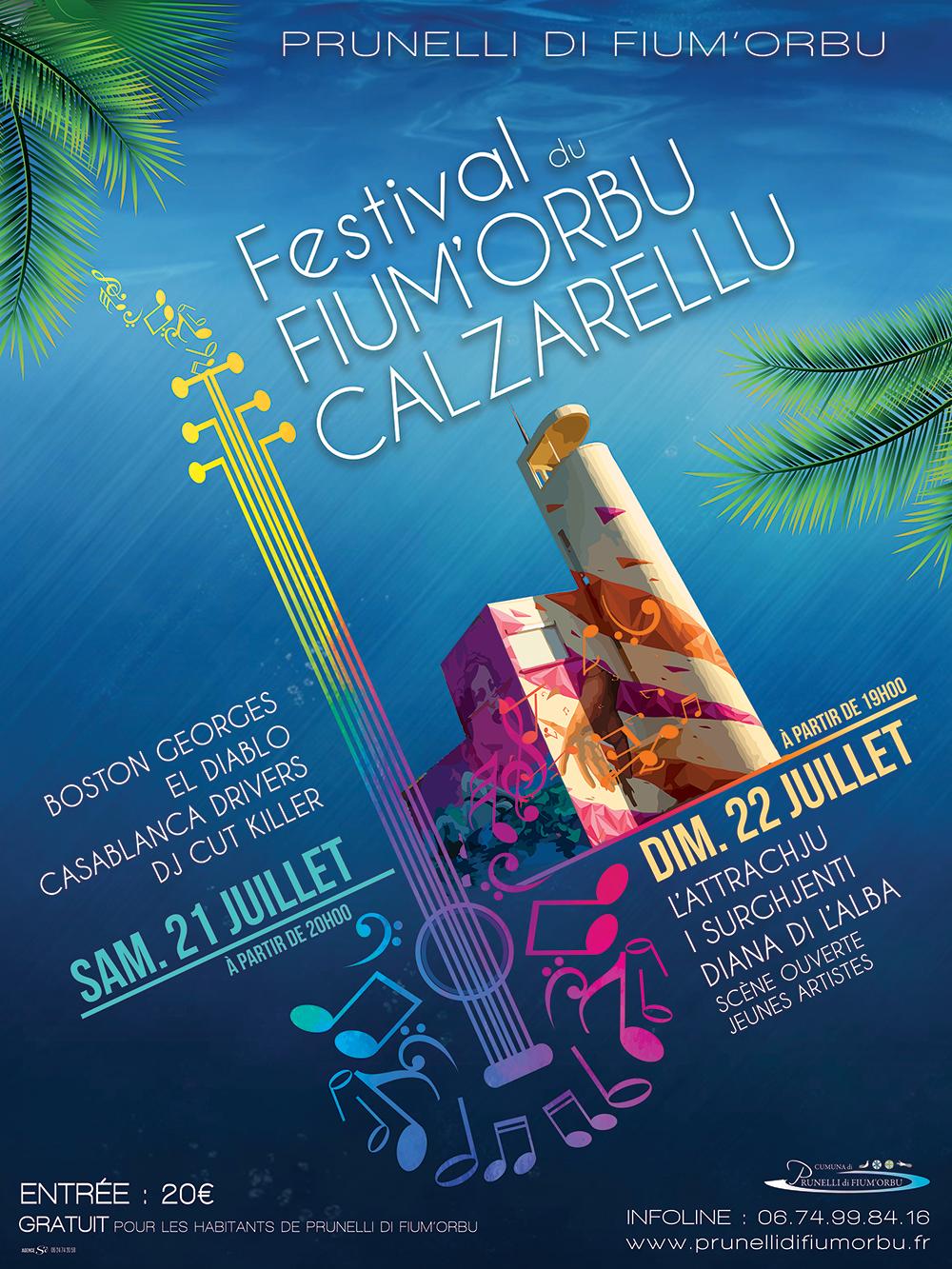 Une seconde vie pour le Festival du Fium'Orbu Calzarellu