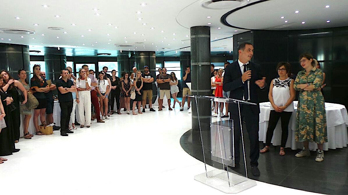 """Bac 2018 en Haute-Corse : Les 119 mentions """"Très bien"""" récompensées par le président du Conseil exécutif"""