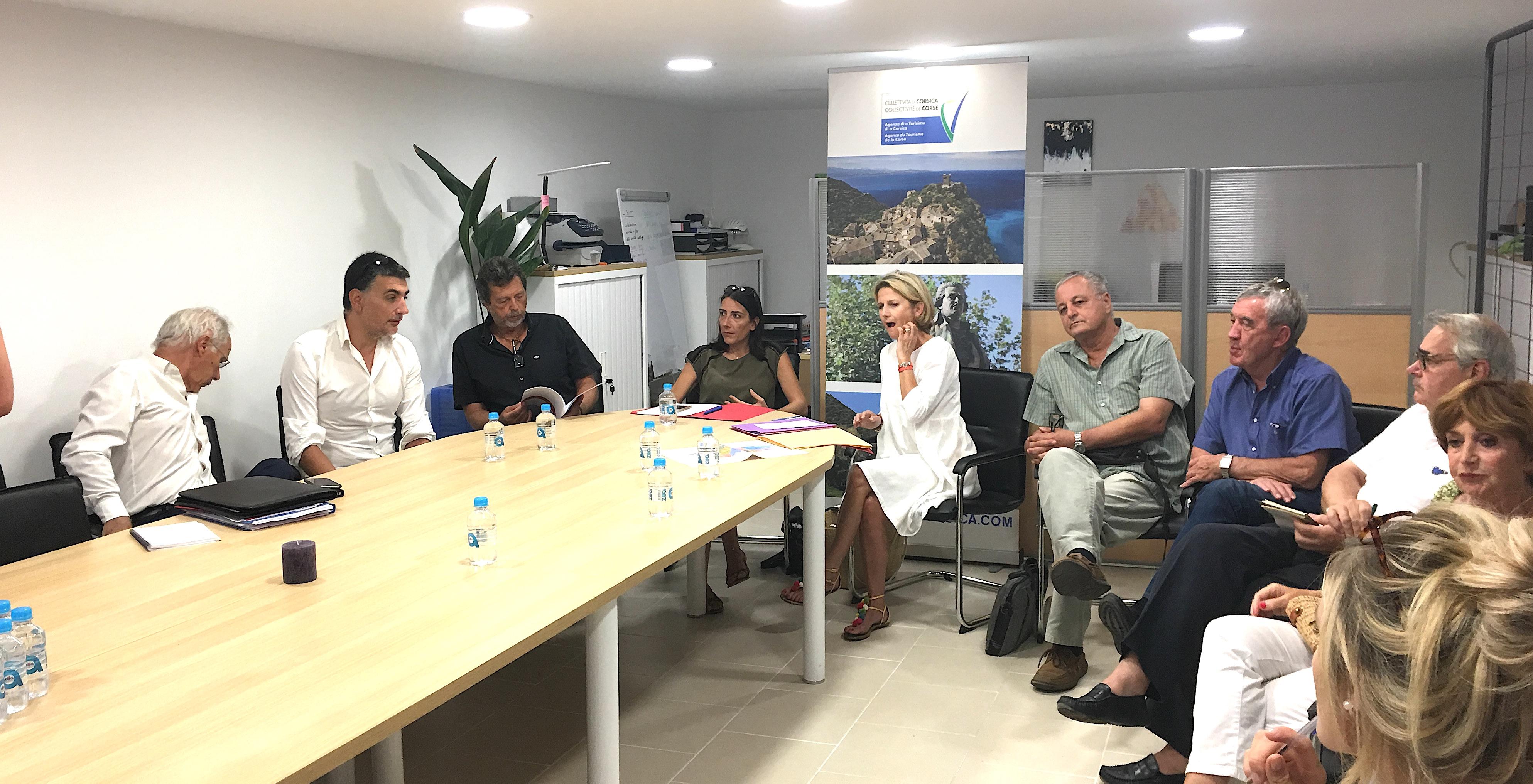 33 communes et 8 000 habitants  : Avec l'ATC, l'Ouest-Corse entend créer son identité