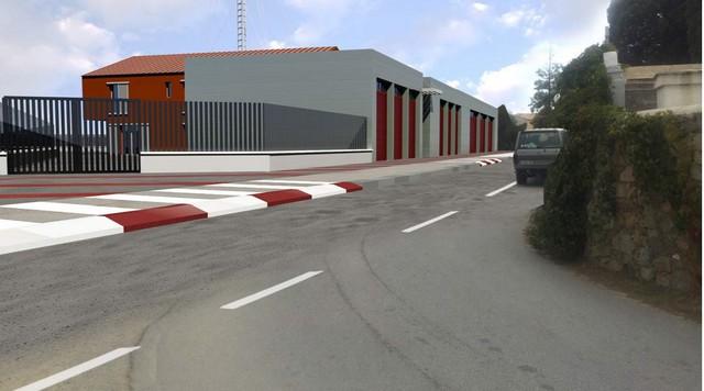 Les pompiers de L'Ile-Rousse auront leur nouvelle caserne