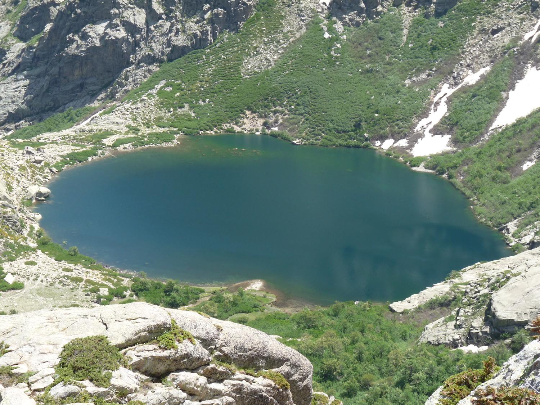 La photo du jour : Au lac de Melu comme si vous y étiez