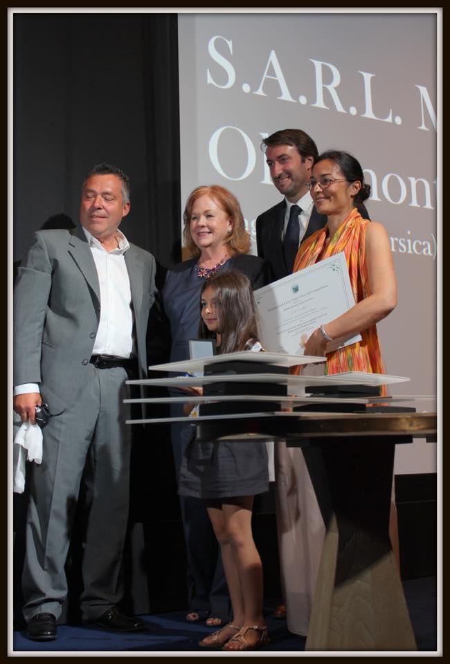 Concours international d'huile d'olive de New York : Le Moulin Oltremonti médaile d'argent !