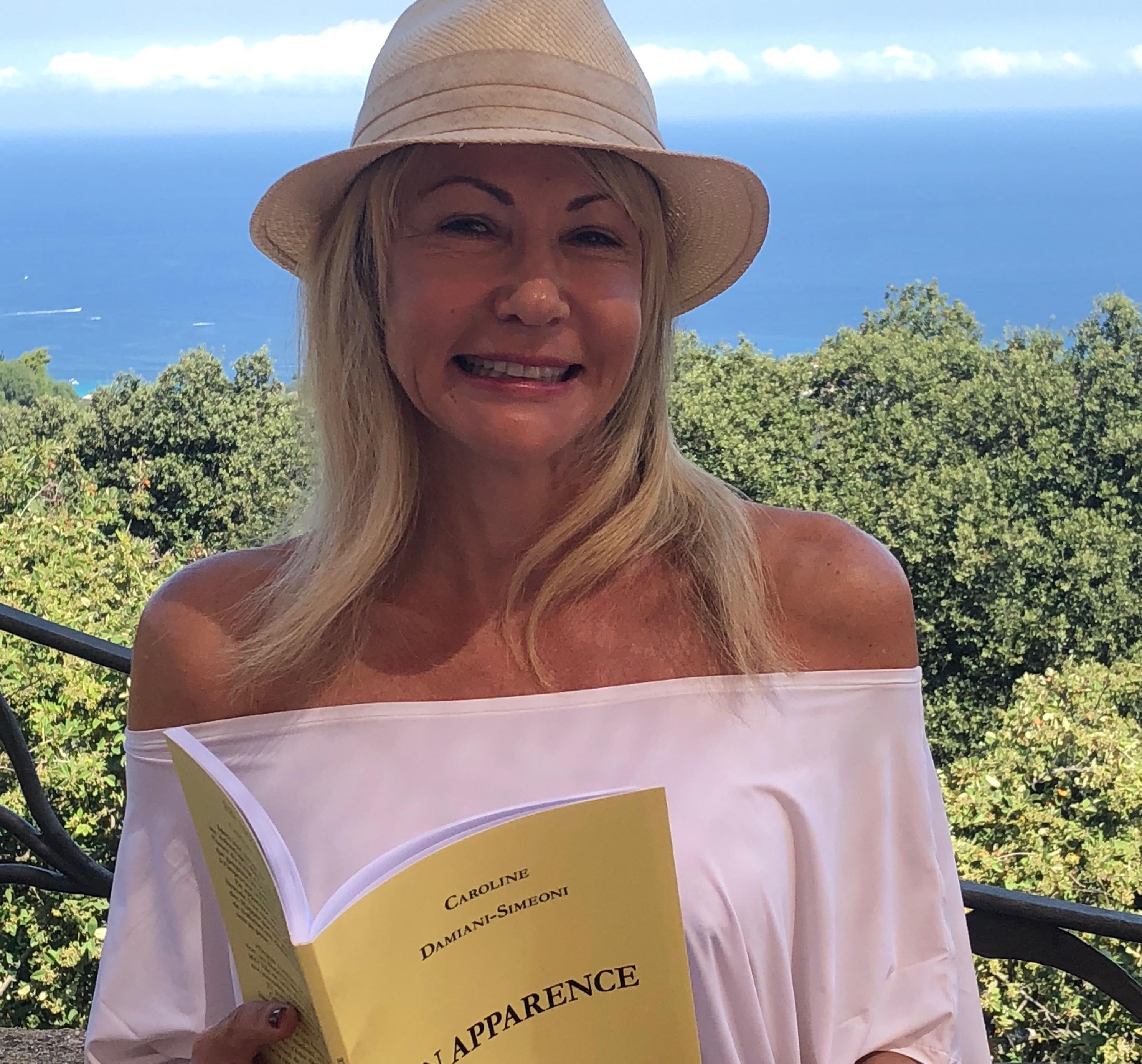 Lisula : Caroline Damiani-Simeoni dédicace son livre à la librairie Ambrogi
