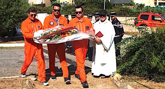 Le 1er août 2005 à Calvi, Ludovic Piasentin et Jean-Louis de Bénédict perdaient la vie après le crash de leur Canadair