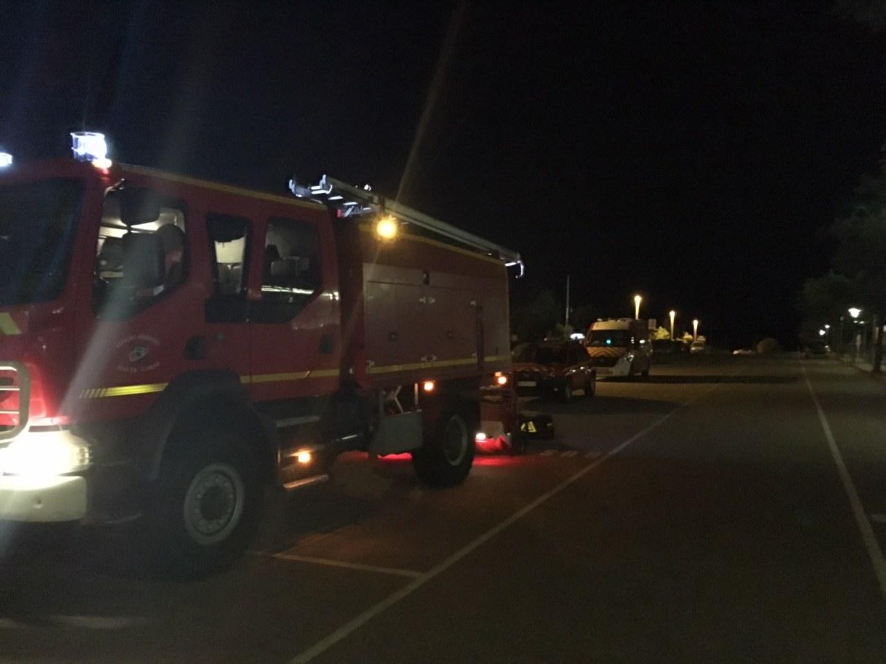 Colis suspect à l'aéroport Santa Catalina de Calvi