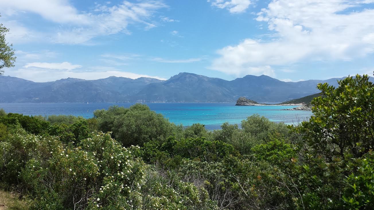 La photo du jour : Punta Cavallata