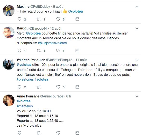 Volotea : Des vols Nantes-Bastia annulés, des passagers en galère et en colère !