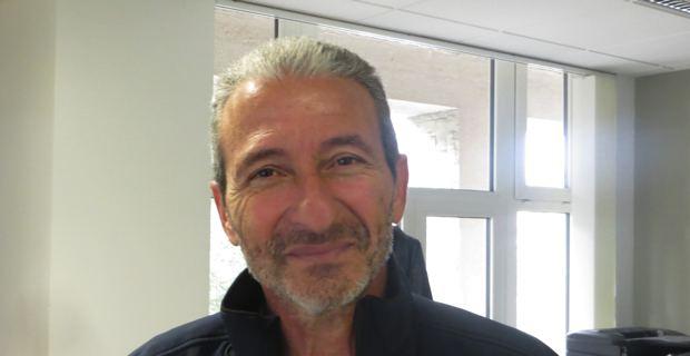 Joseph Colombani, président de la Chambre régionale d'agriculture et représentant de la FDSEA en Corse.