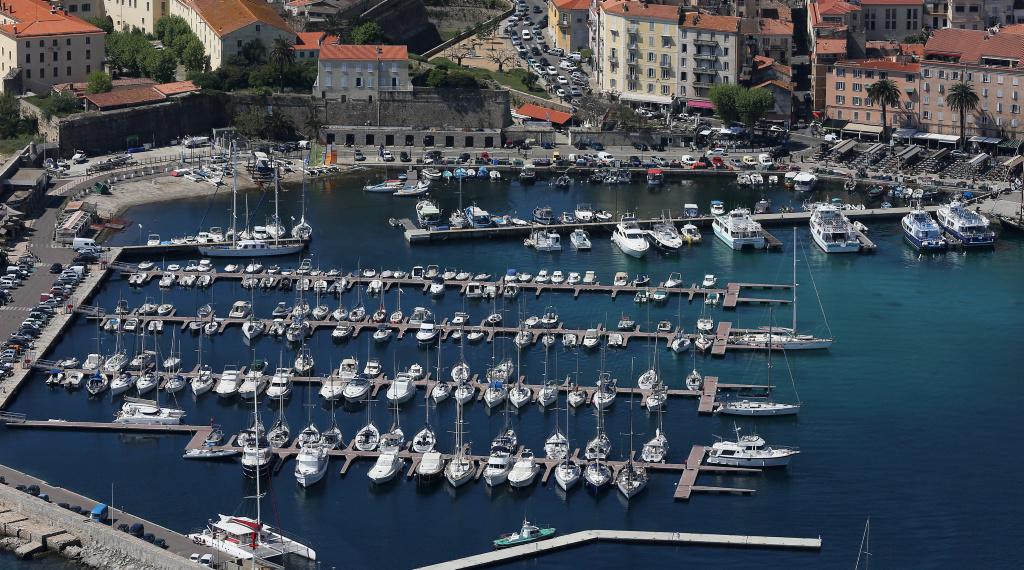 Ports de plaisance et de pêche d'Ajaccio : Une capacité d'accueil plus importante