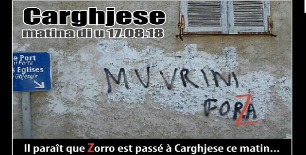 Tournée d'été d'I Muvrini : Un peu d'humour en passant par Carghjese