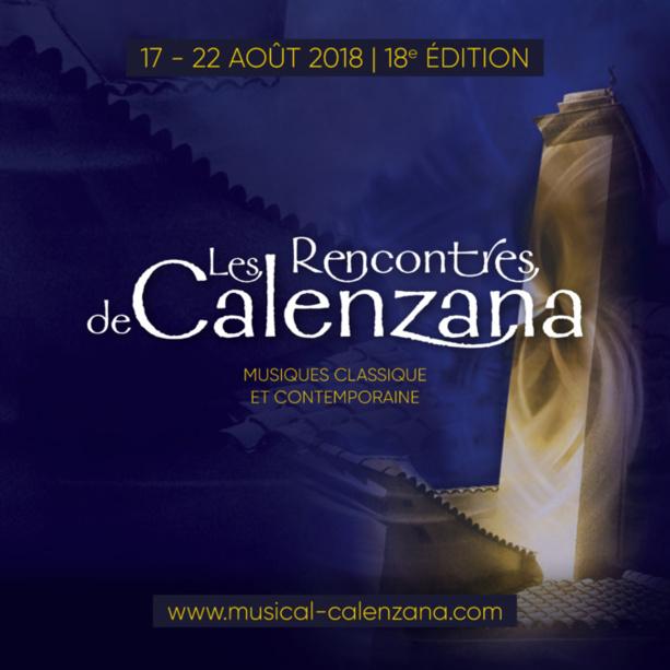 Rencontres de musique classique : Ça démarre fort à Calenzana !