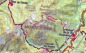 Trois randonneurs égarés secourus à Vivario