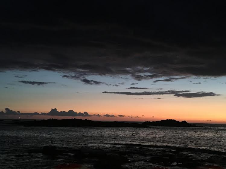 La photo du jour : Lorsque le crépuscule descend sur Tonnara