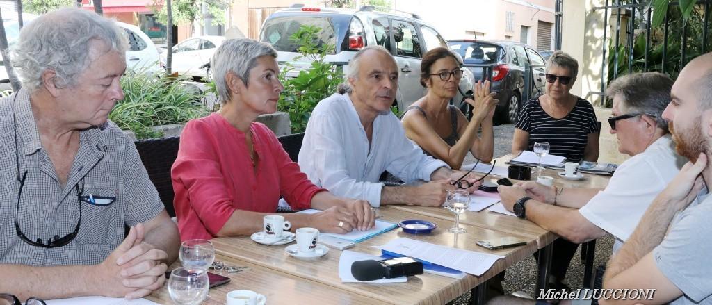 Conférence de presse de la LDH jeudi matin