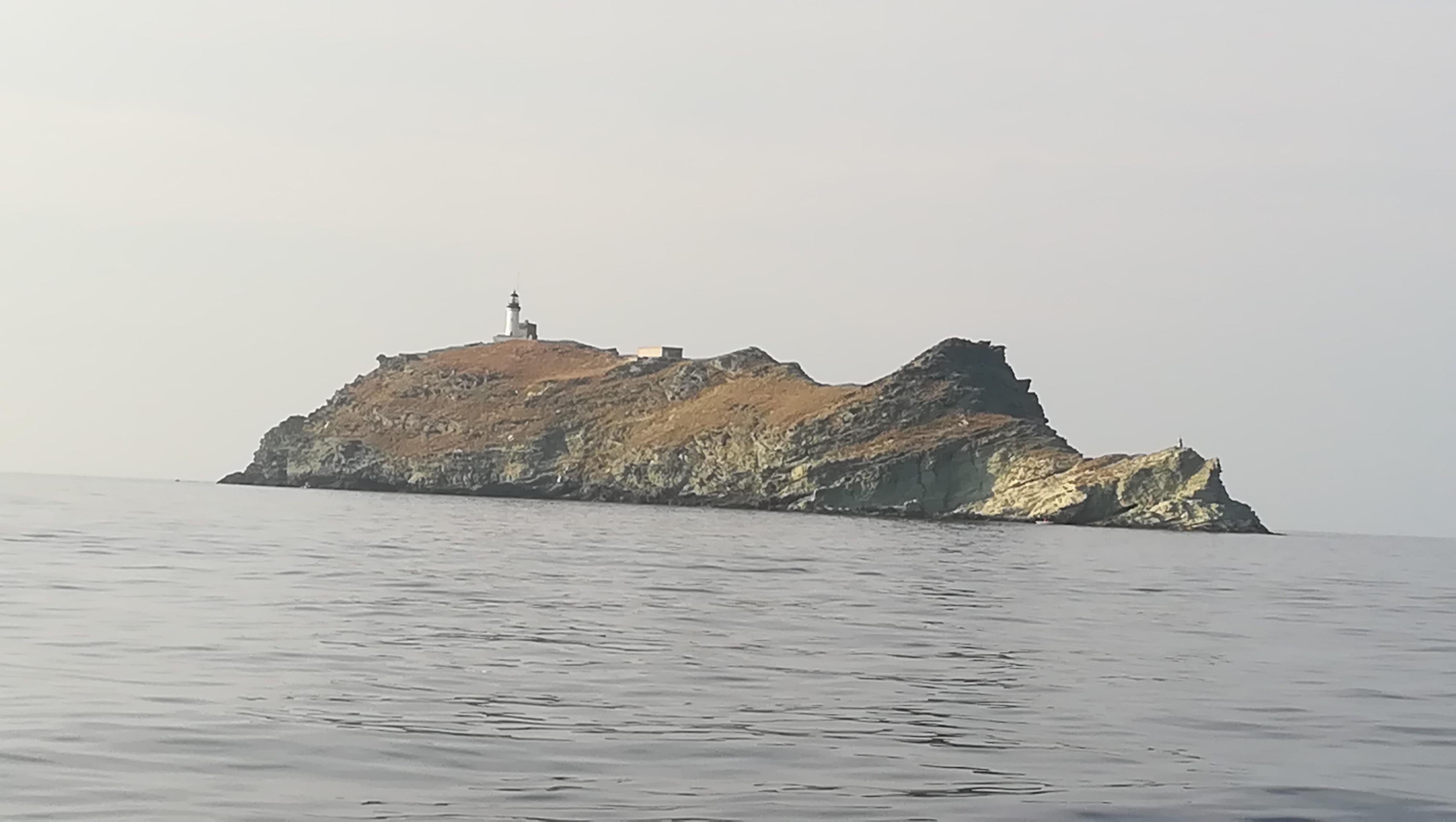 La photo du jour : A l'extrémité de l'Île, la Giraglia