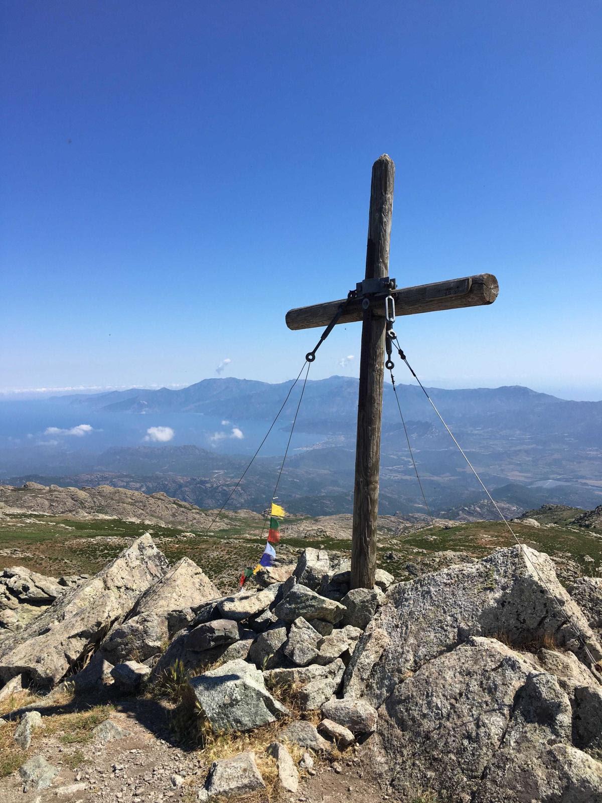 La photo du jour : Du haut du Monte Astu, tout le Nord-Est de la Corse