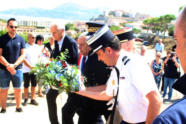 """Calvi : Emouvante cérémonie pour le centenaire de la tragédie du """"Balkan"""""""