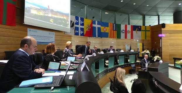 La Commission des îles de la CRPM s'est tenue à Bastia.