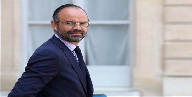 Edouard Philippe, Ministère de l'Économie et des Finances (photo Twitter Gouvernement)