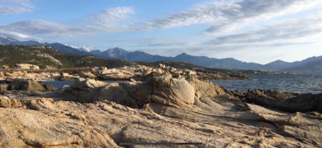 La photo du jour : Fin d'après-midi d'été Punta di Spanu