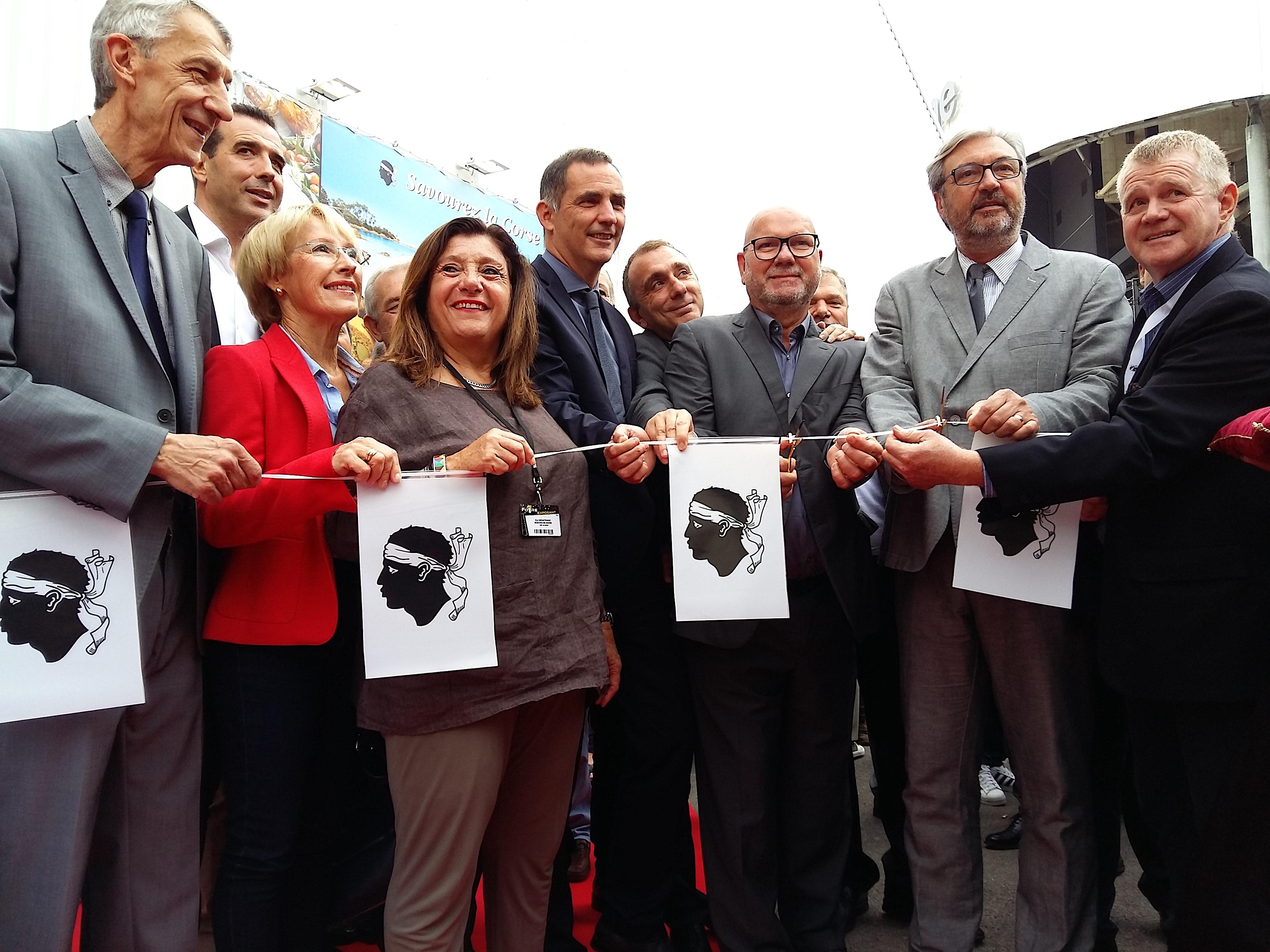 La Corse revient à la foire de Marseille du 21 septembre au 1er octobre